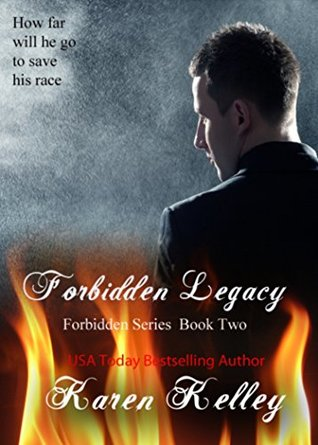 Forbidden Legacy: A vampire/witch romantic suspense (Forbidden Series Book 2)