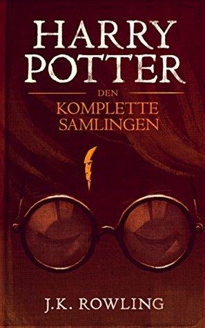 c49a4e07e Harry Potter, den komplette samlingen (1-7) by J.K. Rowling (2 star ...