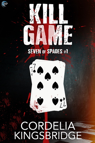 bloodspattered seven of spades