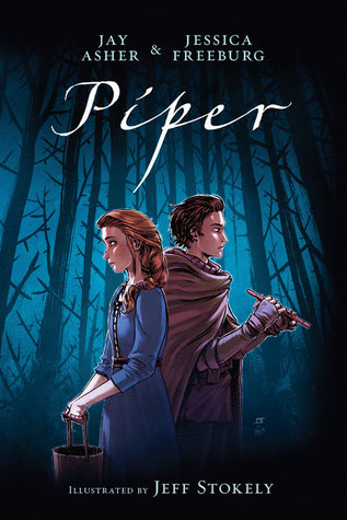 Image result for piper by jay asher