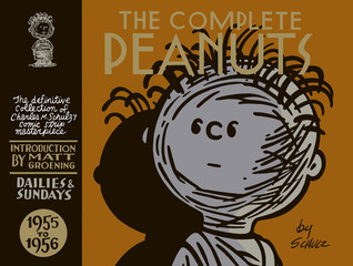 The Complete Peanuts 1955-1956 by Charles M. Schulz