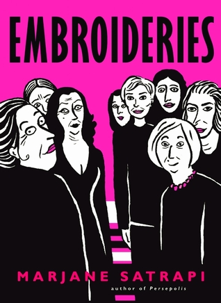 Ebook Embroideries by Marjane Satrapi DOC!