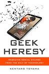 Geek Heresy: Resc...