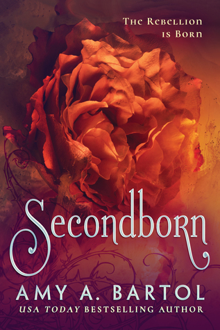 Secondborn (Secondborn Series, #1)