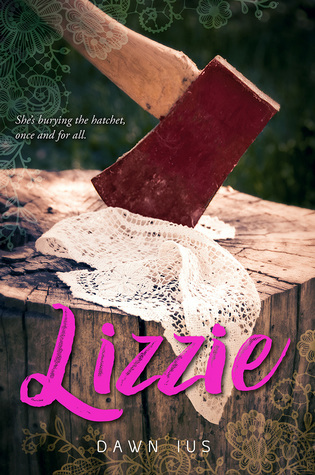 Pre-Order Announcement: Lizzie by Dawn Ius