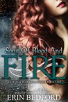 Song of Blood and Fire (The Celesital War Chronicles #1)