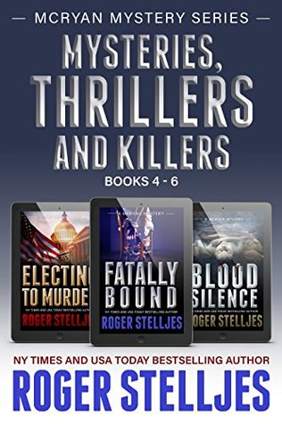 Mysteries, Thrillers and Killers (McRyan Mystery #4-6)