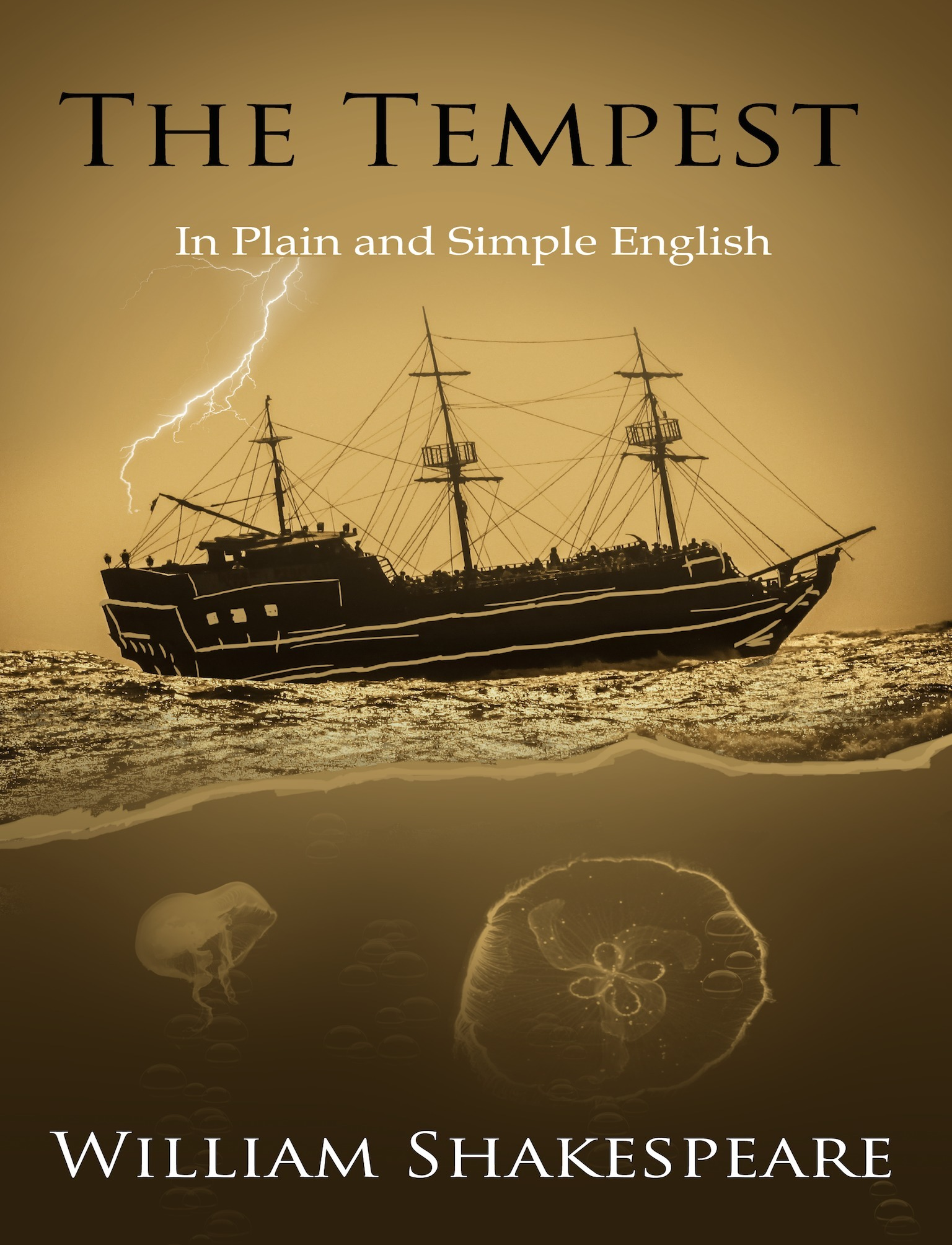 The Tempest in Plain and Simple English