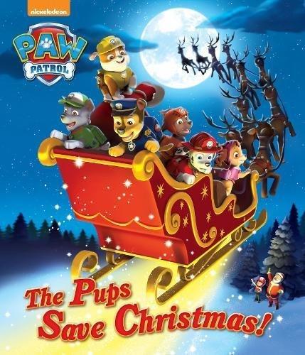 Nickelodeon Paw Patrol the Pups Save Christmas!