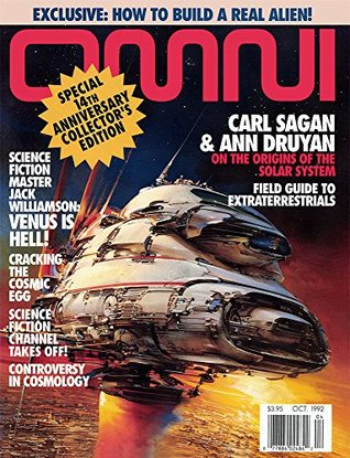 OMNI Magazine October 1992