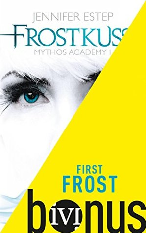 jennifer estep frost books in order