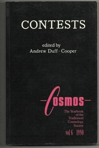 Contests: Cosmos: The Yearbook of the Traditional Cosmology Society, Vol. 6, 1990