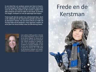 Frede en de Kerstman by Leen Lefebre