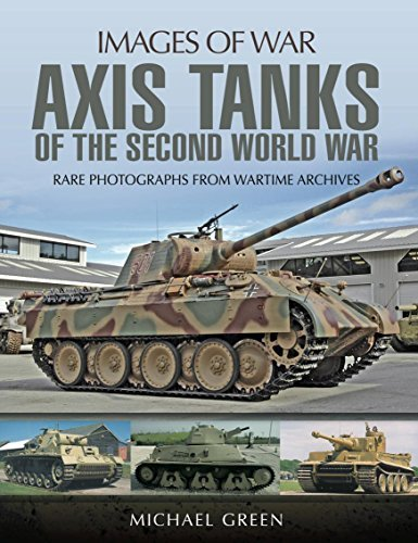 Axis Tanks of the Second World War