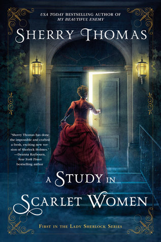 A Study in Scarlet Women (Lady Sherlock, #1)