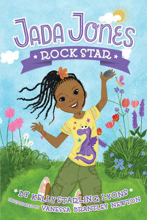 Jada Jones: Rock Star (Jada Jones, #1)