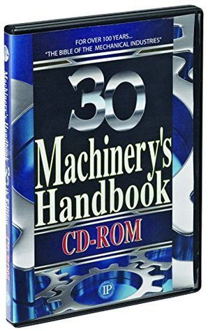 Machinery's Handbook, CD-ROM Upgrade