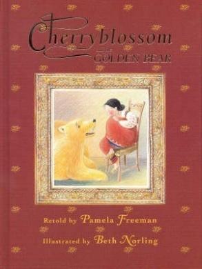 Cherryblossom and the Golden Bear