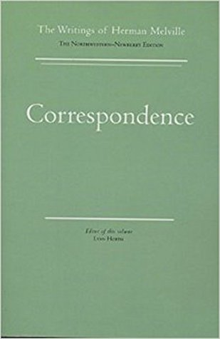 The Correspondence Of Herman Melville
