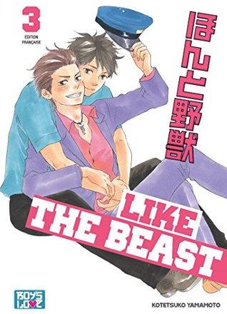Like The Beast - Tome 03