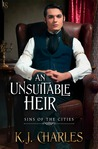 An Unsuitable Heir (Sins of the Cities, #3)