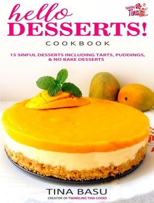 HELLO DESSERTS ! COOKBOOK