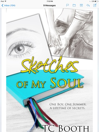 Sketches of My Soul by T.C. Booth