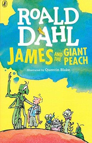 James and the Giant Peach: Englische Lektüre für das 3. und 4. Lernjahr
