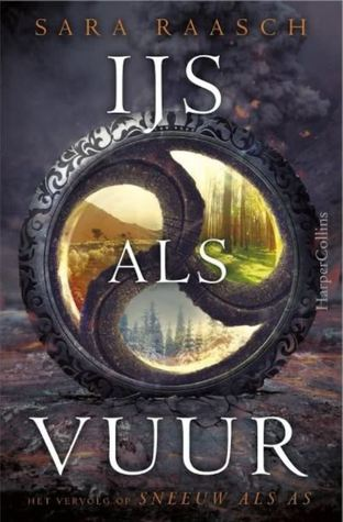 IJs als vuur (Snow Like Ashes, #2)