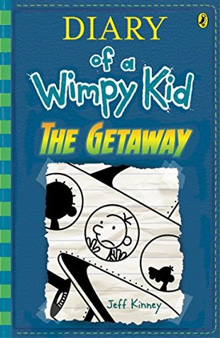 The Getaway: Diary of a Wimpy Kid (BK12): Diary of a Wimpy Kid