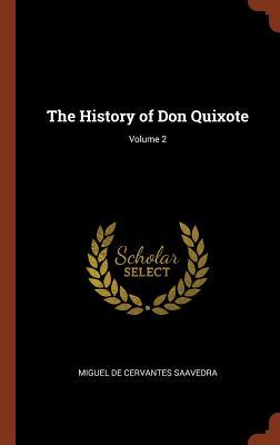 The History of Don Quixote; Volume 2