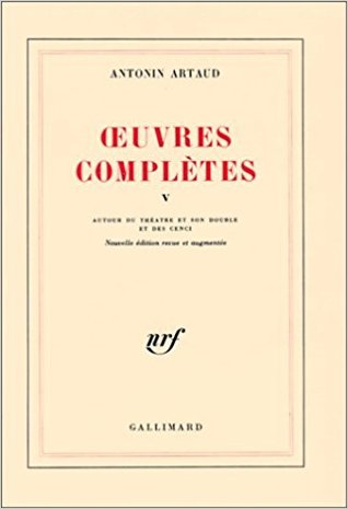 Oeuvres complètes V