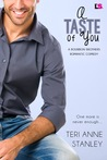 A Taste of You (Bourbon Brothers, #3)