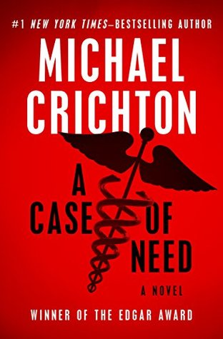 A Case of Need by Jeffery Hudson