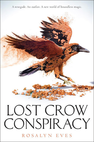 https://www.goodreads.com/book/show/35386010-lost-crow-conspiracy