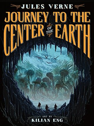 Journey to the Center of the Earth (Extraordinary Voyages #3)