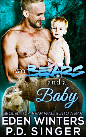 Book Review: Two Bears and a Baby by Eden Winters & P.D. Singer