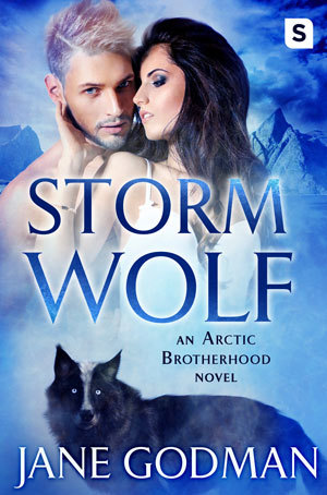Storm Wolf (Arctic Brotherhood, #3)