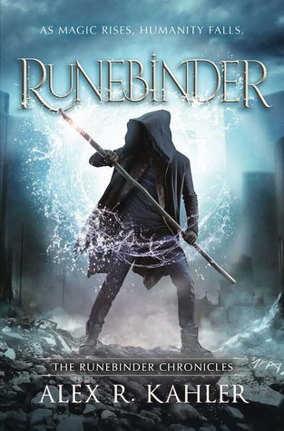 Runebinder (The Runebinder Chronicles, #1)