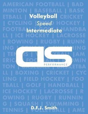 DS Performance - Strength & Conditioning Training Program for Volleyball, Speed, Intermediate