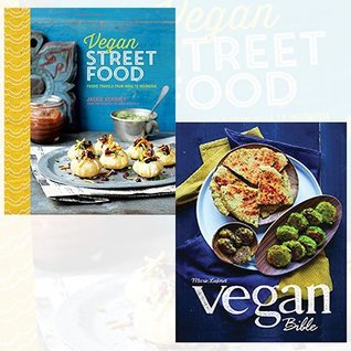Vegan Street Food and Vegan Bible 2 Books Bundle Collection - Foodie travels from India to Indonesia