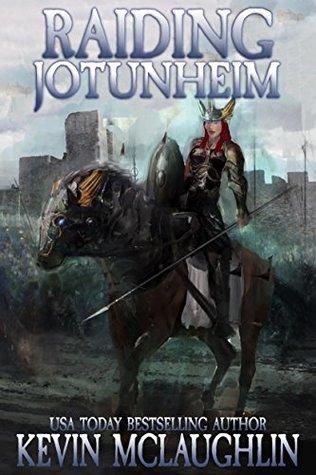 Raiding Jotunheim (Valhalla Online, #2)