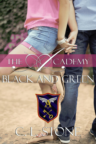 Black and Green by C.L. Stone thumbnail