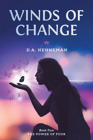 Winds of Change by D.A. Henneman