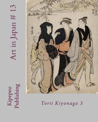 Art in Japan # 13: Torii Kiyonaga 3
