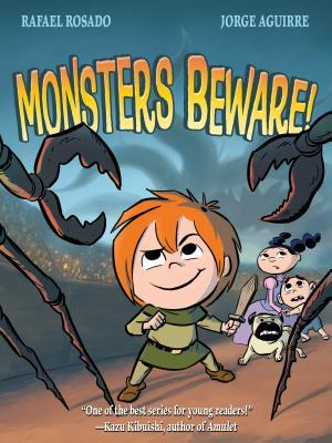 Monsters Beware! (Chronicles of Claudette #3)