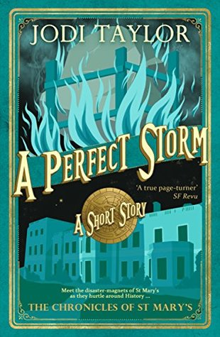 A Perfect Storm (The Chronicles of St Mary's, #8.5)
