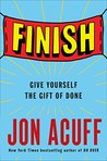 Book cover for Finish: Give Yourself the Gift of Done