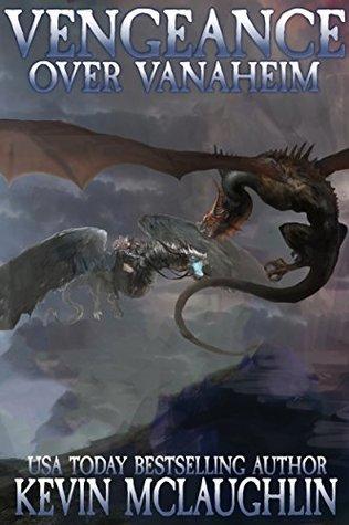 Vengeance Over Vanaheim (Valhalla Online, #3)