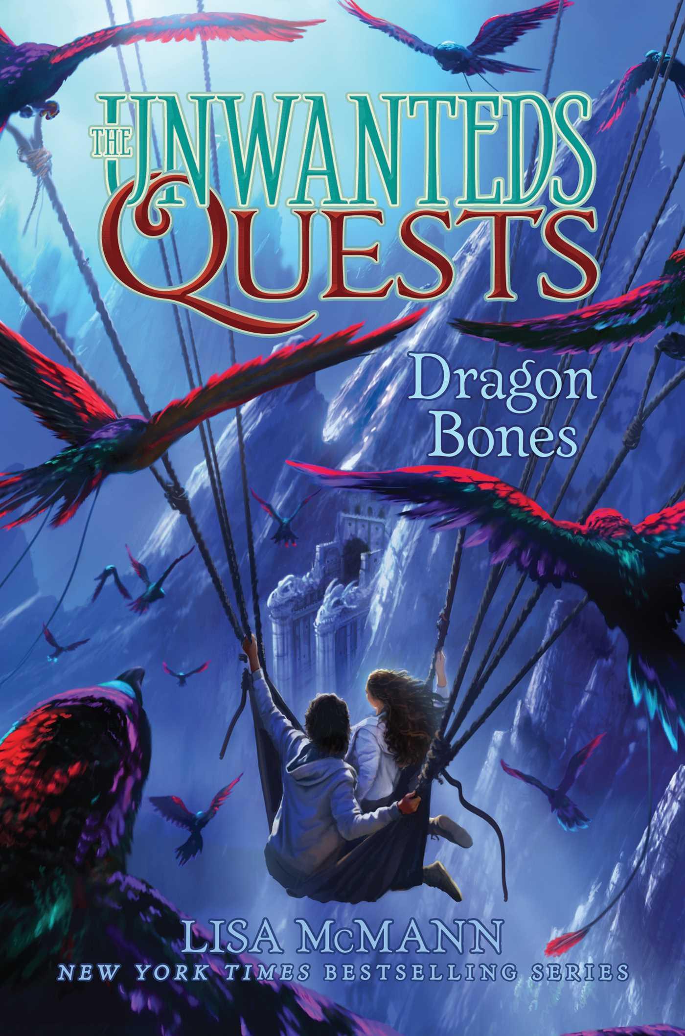 Dragon Bones (The Unwanteds Quests #2)